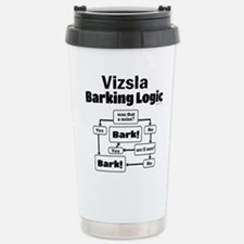 Vizsla Logic Travel Mug