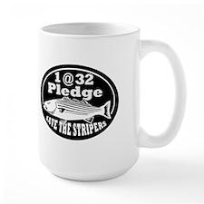 Pledge Logo Mugs