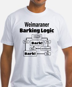 Weim Bark Logic Shirt