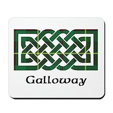 Knot - Galloway dist. Mousepad