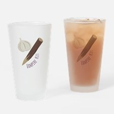 Vampire Kit Drinking Glass