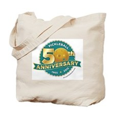 Pickleball Anniversary Tote Bag