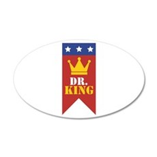 Dr. King Wall Decal