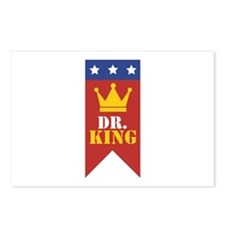 Dr. King Postcards (Package of 8)