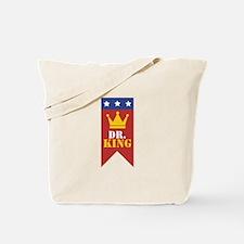 Dr. King Tote Bag