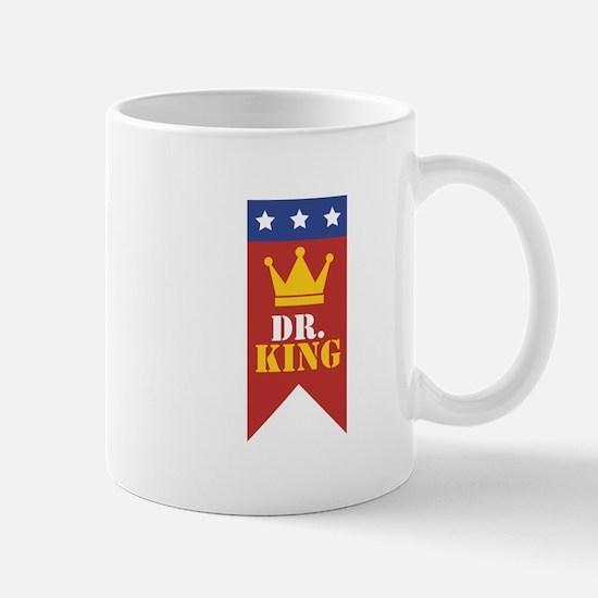 Dr. King Mugs
