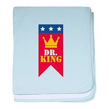 Dr. King baby blanket