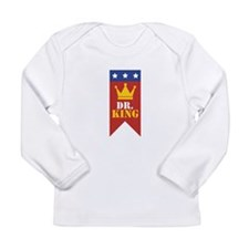 Dr. King Long Sleeve T-Shirt