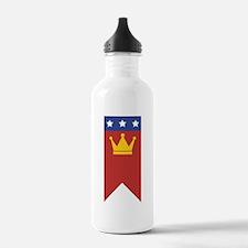 MLK Banner Water Bottle