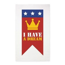 I Have A Dream Area Rug
