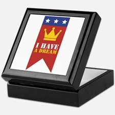 I Have A Dream Keepsake Box