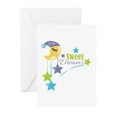 Sweet Dreams Greeting Cards