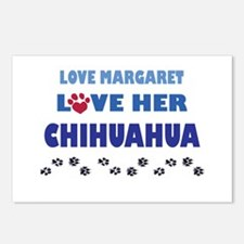 Margaret Postcards (Package of 8)