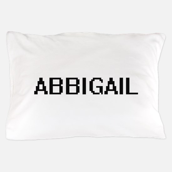 Abbigail Digital Name Pillow Case