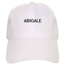 Abigale Digital Name Baseball Cap