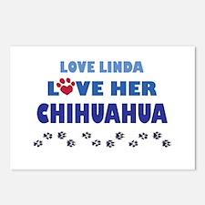 Linda Postcards (Package of 8)