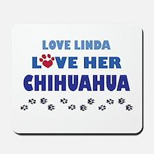Linda Mousepad