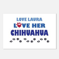 Laura Postcards (Package of 8)