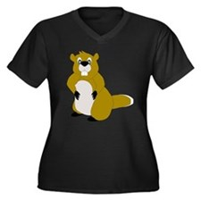 Beaver Plus Size T-Shirt