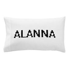 Alanna Digital Name Pillow Case