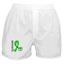 Lymphoma Survivor 12 Boxer Shorts