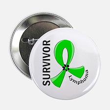 "Lymphoma Survivor 12 2.25"" Button"