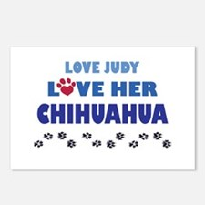 Judy Postcards (Package of 8)