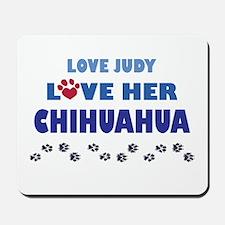 Judy Mousepad
