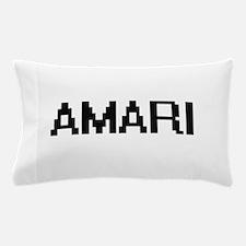 Amari Digital Name Pillow Case