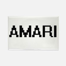 Amari Digital Name Magnets
