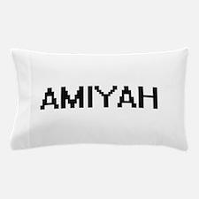 Amiyah Digital Name Pillow Case