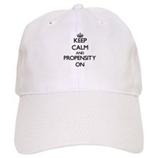 Keep Calm and Propensity ON Baseball Cap
