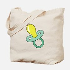 Pacifier Tote Bag
