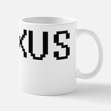 Alexus Digital Name Mug