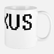 Alexus Digital Name Small Small Mug