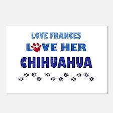 Frances Postcards (Package of 8)
