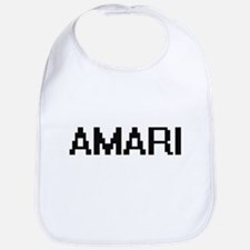 Amari Digital Name Bib
