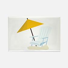 Beach Chair Magnets