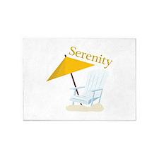 Serenity 5'x7'Area Rug