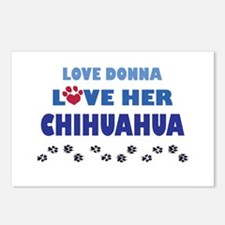 Donna Postcards (Package of 8)