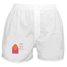 Signed Sealed Delivered Boxer Shorts