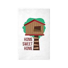 Home Sweet Home Area Rug