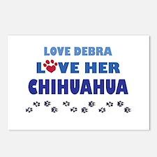 Debra Postcards (Package of 8)