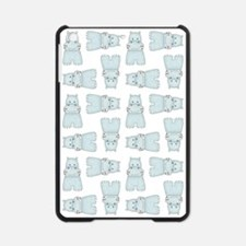 BABY BLUE HIPPOS iPad Mini Case