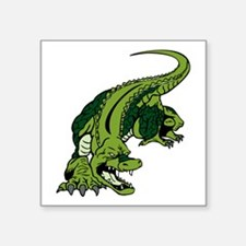 Mean Alligator Sticker