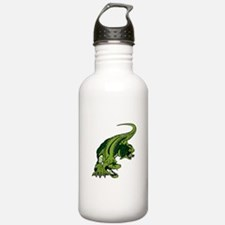 Mean Alligator Water Bottle