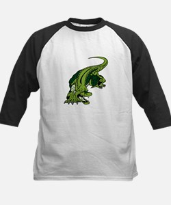 Mean Alligator Baseball Jersey