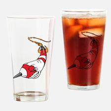Warhead Mascot Drinking Glass