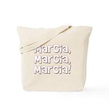 Marcia! Tote Bag