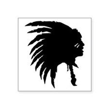 native american silhouette Car Pictures
